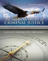 The American System of Criminal Justice (Hardback)