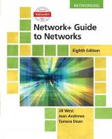 Network+ Guide to Networks (Paperback)