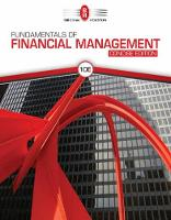 Fundamentals of Financial Management, Concise Edition (Hardback)