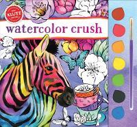 Watercolor Crush - Klutz