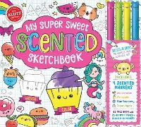 My Super Sweet Scented Sketchbook - Klutz