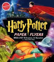 Harry Potter Paper Flyers - Klutz