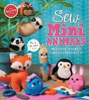 Sew Mini Animals - Klutz