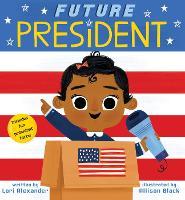 Future President (Future Baby Board Books) (Board book)