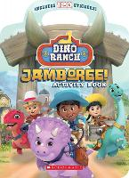 Dino Ranch Jamboree! - Dino Ranch (Paperback)