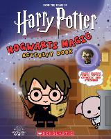 Harry Potter: Hogwarts Magic! Book with Pencil Topper - From the Films of Harry Potter (Paperback)