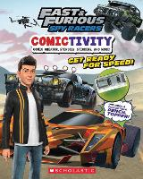Fast and Furious Spy Racers: Comictivity 1 - Fast & Furious Spy Racers (Hardback)