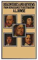 Discoveries and Reviews: from Renaissance to Restoration (Paperback)