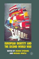 European Identity and the Second World War (Paperback)