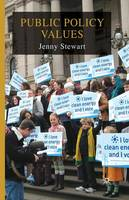 Public Policy Values (Paperback)