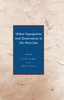 Urban Segregation and Governance in the Americas (Paperback)