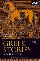 Greek Stories: A GCSE Reader (Paperback)