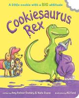 Cookiesaurus Rex (Board book)