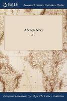 A Simple Story; Vol. I (Paperback)