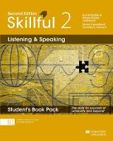 Skillful Second Edition Level 2 Listening and Speaking Student's Book Premium Pack