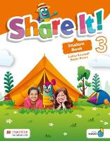 Share It! Level 3 Student Book with Sharebook and Navio App