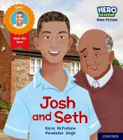 Hero Academy Non-fiction: Oxford Level 2, Red Book Band: Josh and Seth - Hero Academy Non-fiction (Paperback)