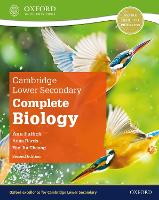 Cambridge Lower Secondary Complete Biology: Student Book (Second Edition) - Cambridge Lower Secondary Complete Biology