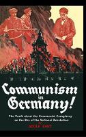 Communism in Germany (Hardback)