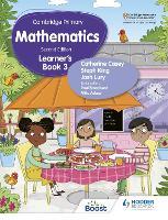 Cambridge Primary Mathematics Learner's Book 3 Second Edition (Paperback)