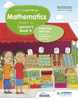 Cambridge Primary Mathematics Learner's Book 4 Second Edition (Paperback)