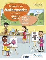 Cambridge Primary Mathematics Learner's Book 6 Second Edition (Paperback)