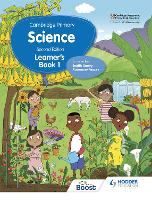 Cambridge Primary Science Learner's Book 1 Second Edition (Paperback)