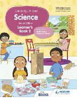 Cambridge Primary Science Learner's Book 2 Second Edition (Paperback)