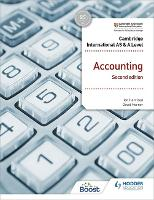 Cambridge International AS and A Level Accounting Second Edition (Paperback)