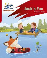 Reading Planet: Rocket Phonics - Target Practice - Jack's Fox - Red A (Paperback)