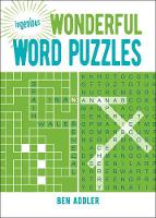 Ingenious Wonderful Word Puzzles (Paperback)