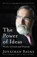 The Power of Ideas: Words of Faith and Wisdom (Hardback)