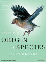 Darwin's Origin of Species: A Biography - Books That Changed the World 3 (CD-Audio)