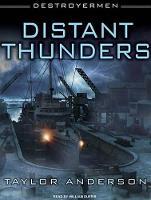 Destroyermen: Distant Thunders - Destroyermen 4 (CD-Audio)