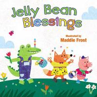 Jelly Bean Blessings - Sweet Blessings (Board book)