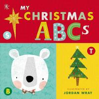 My Christmas ABCs (An Alphabet Book) (Board book)