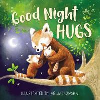 Good Night Hugs (Board book)