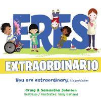 Eres extraordinario - Bilingue (Hardback)