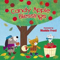 Candy Apple Blessings - Sweet Blessings (Board book)