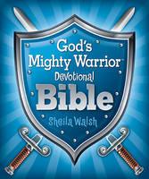 God's Mighty Warrior Devotional Bible (Hardback)