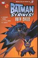The Batman Strikes (Paperback)