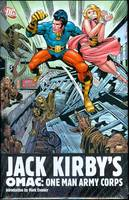 Jack Kirby's O.M.A.C. (Hardback)