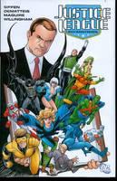 Justice League International Vol 2 (Hardback)