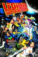Legion Of Super Heroes Enemy Rising HC (Hardback)