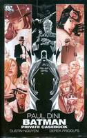 Batman: Private Casebook (Hardback)
