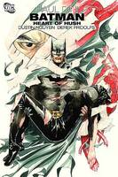 Batman: The Heart of Hush (Hardback)