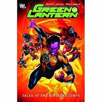 Green Lantern: Green Lantern Tales Of The Sinestro Corps TP Tales of the Sinestro Corps (Paperback)