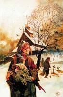 Northlanders: The Plague Widow Vol 04 (Paperback)