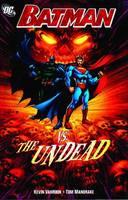 Batman vs the Undead (Paperback)
