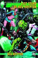 Superman Last Stand Of New Krypton HC Vol 02 (Hardback)